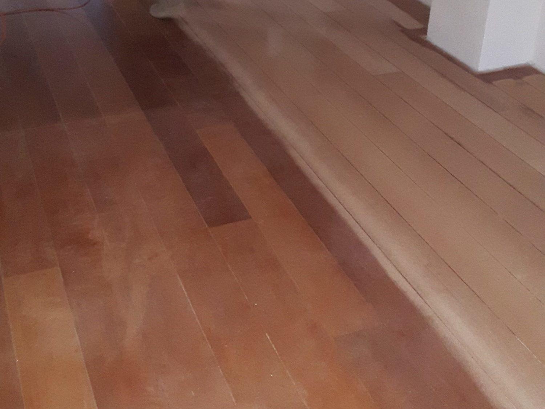 Robijn vloer schuren
